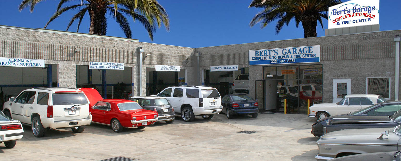 Bert 39 s garage inc complete automotive repair service for Garage reparation auto